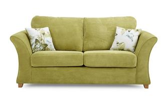 2 Seater Formal Back Deluxe Sofa Bed Corinne