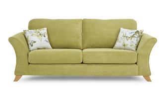 3 Seater Formal Back Sofa Corinne