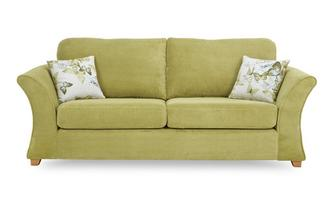 3 Seater Formal Back Deluxe Sofa Bed Corinne
