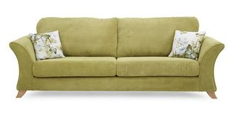 Corinne 4 Seater Formal Back Sofa