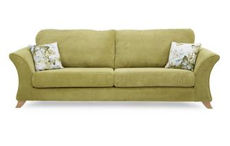 4 Seater Formal Back Sofa Corinne