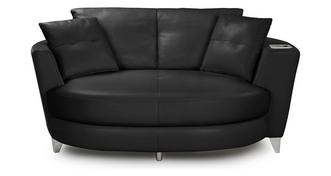 Cosmo Audio Cuddler Sofa