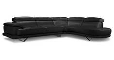 Left Arm Facing Corner Sofa Cosmo Showroom