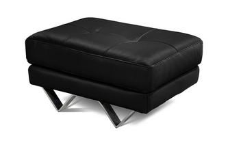 Rectangular Footstool Vogue