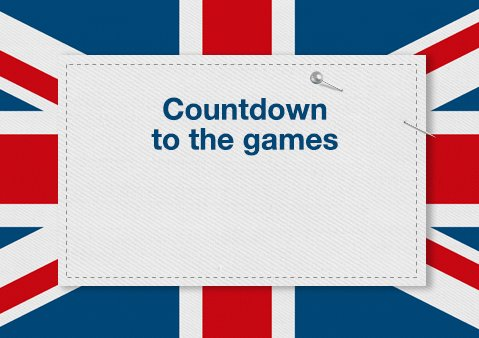 count down to the games