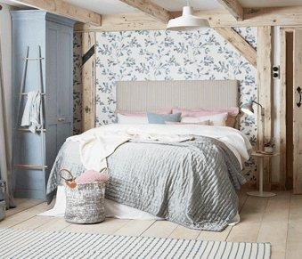 Country Living Bedroom layout