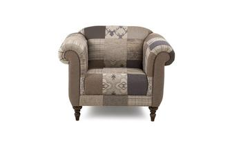 Patch Armchair Country Patch