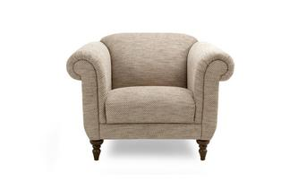 Plain Armchair Country Plain