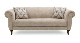 Country Plain Maxi Sofa