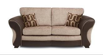Croft Large 2 Seater Formal Back Sofa