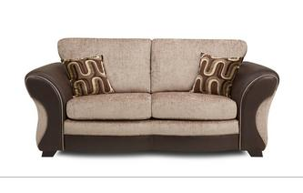 Large 2 Seater Formal Back Sofa Croft