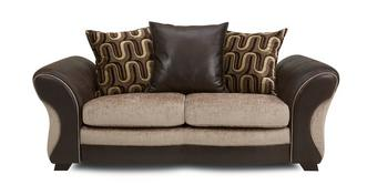 Croft Large 2 Seater Pillow Back Sofa