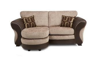 2 Seater Formal Back Lounger Croft