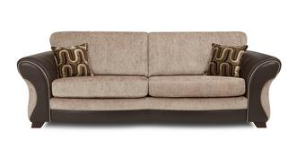Croft 4 Seater Formal Back Sofa