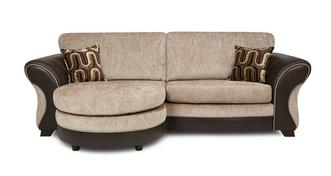 Croft 4 Seater Formal Back Lounger