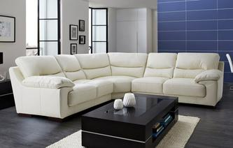 Dazzle Large Corner Sofa Nevada
