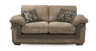 Destiny 2 Seater Formal Back Sofa