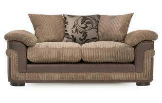 2 Seater Pillow Back Sofa Eternal