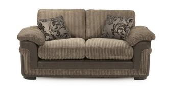 Destiny 2 Seater Formal Back Deluxe Sofa Bed