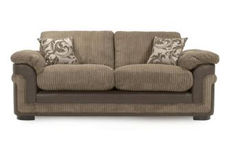 3 Seater Formal Back Sofa Eternal