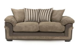 3 Seater Pillow Back Sofa Eternal