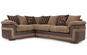 Right Hand Facing Pillow Back 2 Seater Corner Sofa Eternal