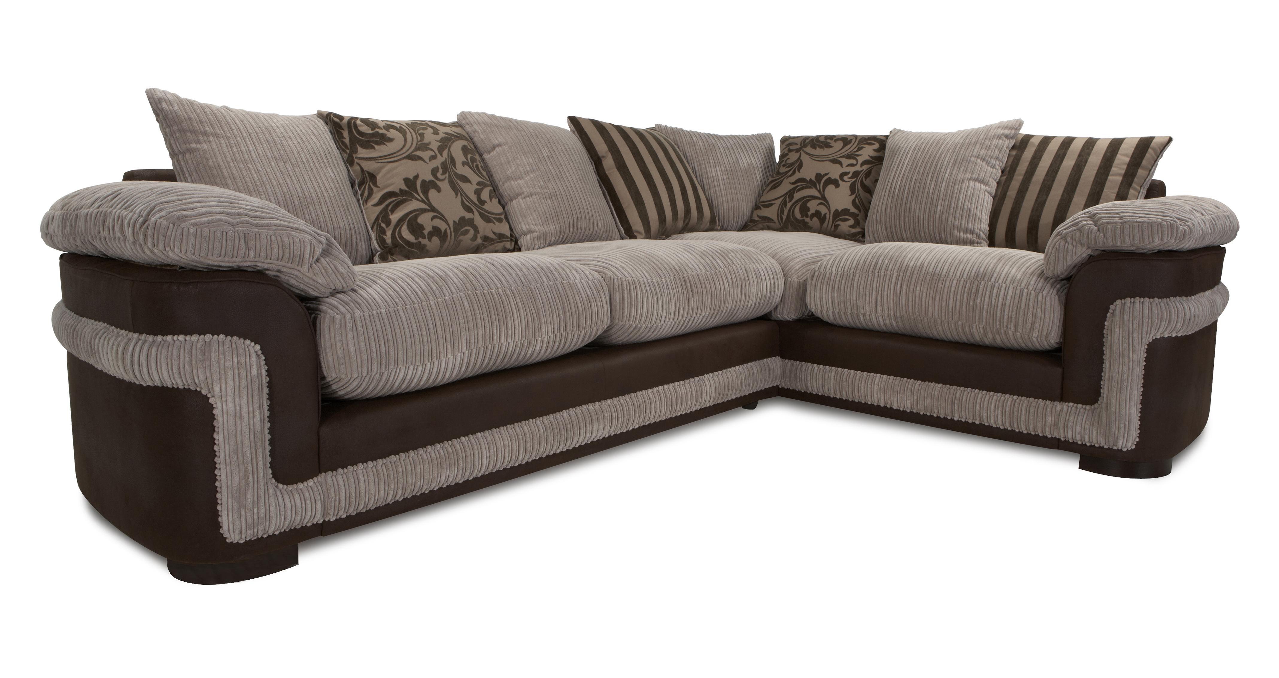 Dfs Destiny Corner Sofa Bed Destiny Left Hand Facing