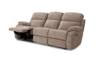 3 Seater Manual Recliner Devon