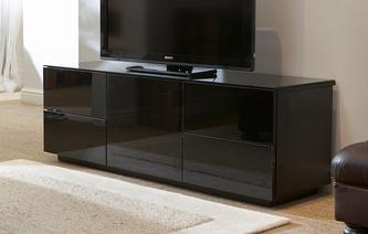 Devote Rectangular TV Unit Devote