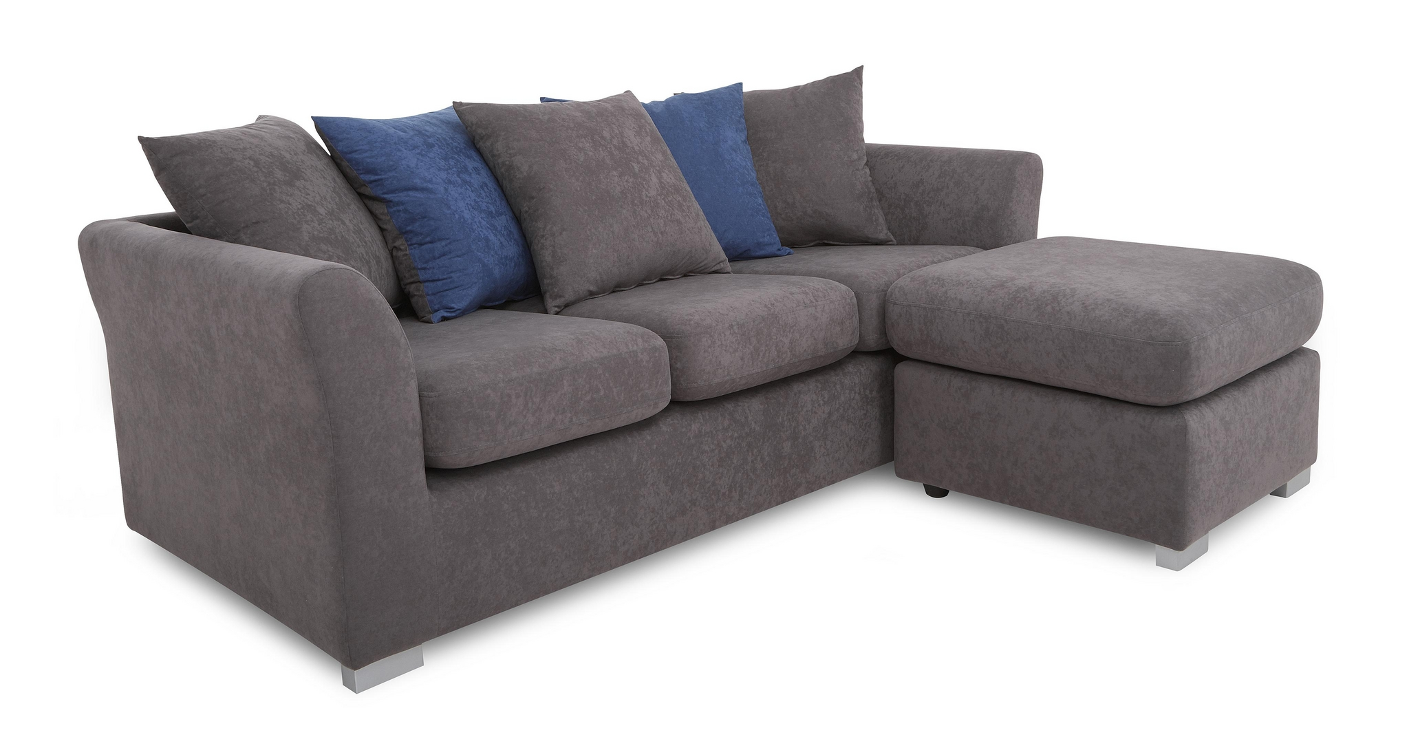 DFS Studio Fabric Corner Sofa Left Or Right Hand Facing EBay