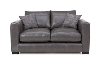 Leather Extra Small Sofa Dillon Leather