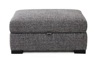 Large Storage Footstool Dillon