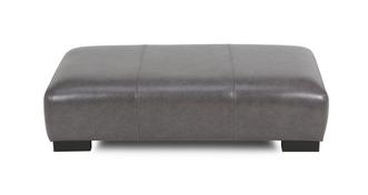 Dillon Large Rectangular Footstool