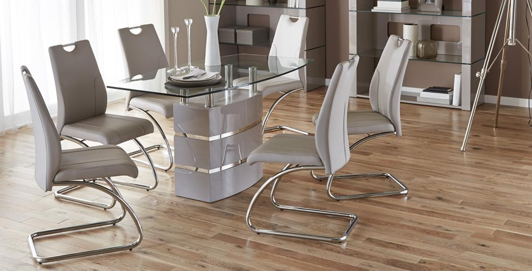 Dining furniture in a range of styles dfs for Dining room tables dfs