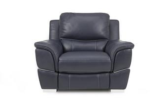 Director Manual Recliner Chair New Club Contrast