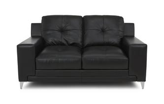 Leather and Leather Look 2 Seater Sofa