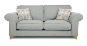 Dorset 2 Seater Formal Back Sofa