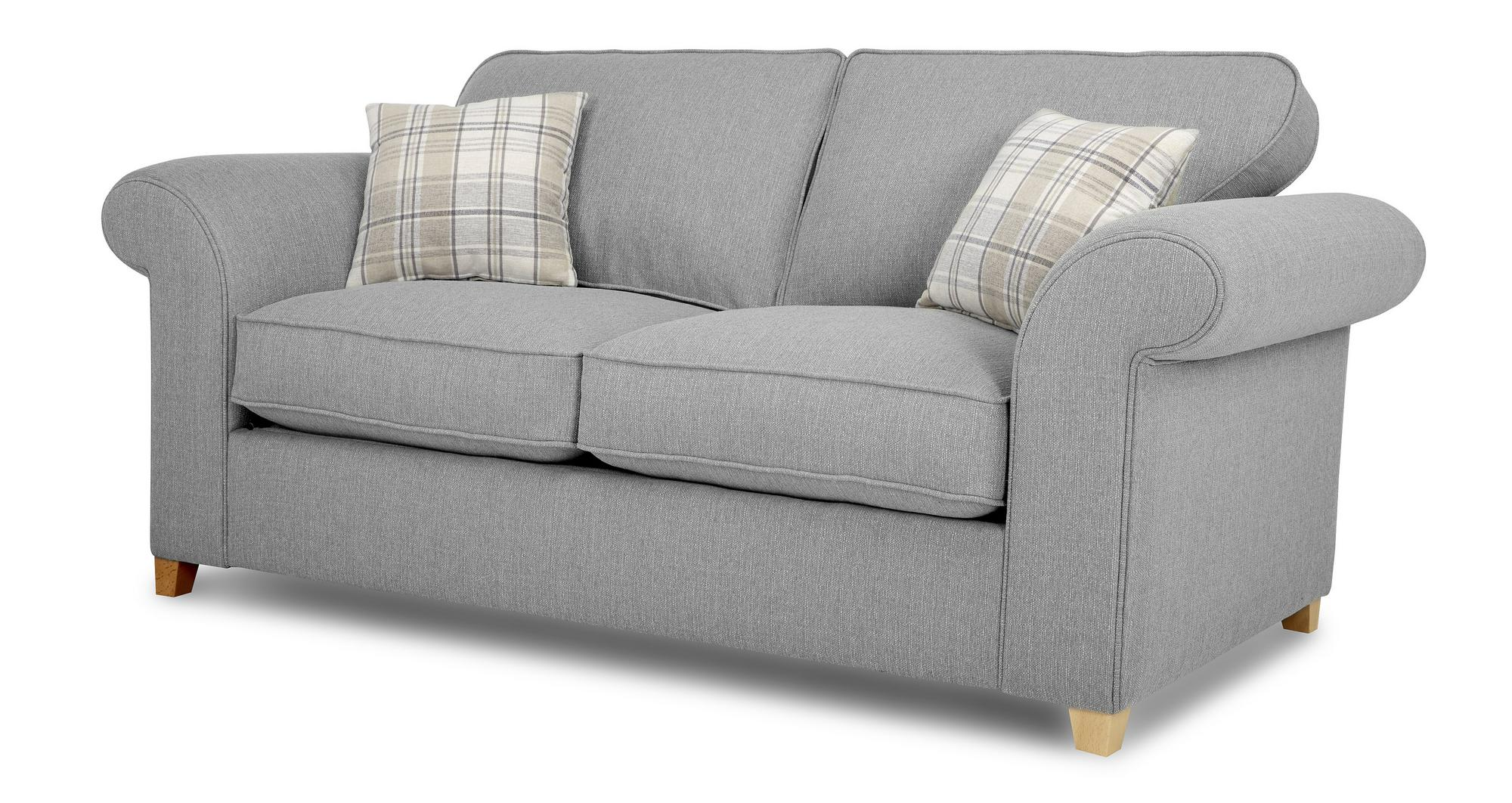 Dfs Dorset Fabric 2 Seater Sofa Bed 61779 Ebay