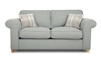 2 Seater Formal Back Sofa Bed Dorset