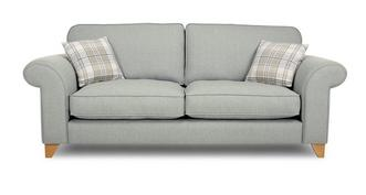 Dorset 3 Seater Formal Back Sofa