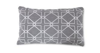 Dusky Pattern Bolster Cushion