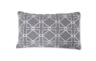 Pattern Bolster Cushion Dusky Pattern