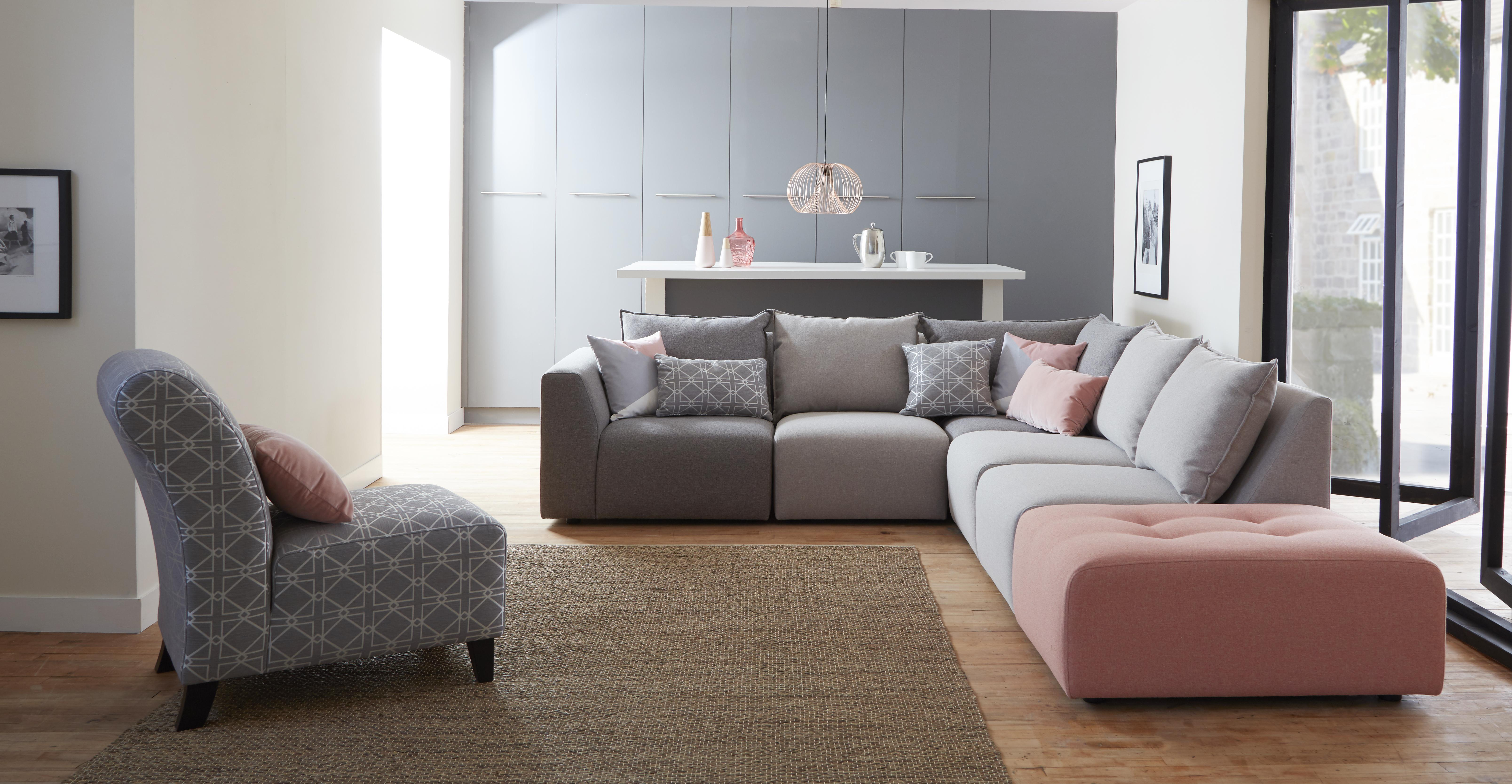 DFS Dusky Range Modular Sofa ...