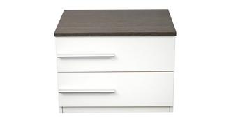 Elara Small Right Hand Facing Bedside Chest