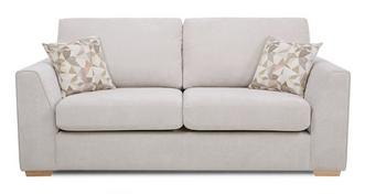 Eleanor 3 Seater Deluxe Sofa Bed