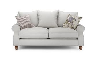 Plain 2 Seater Sofa Ellie Plain