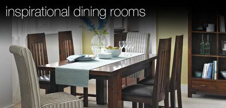 Inspirational dining room designs