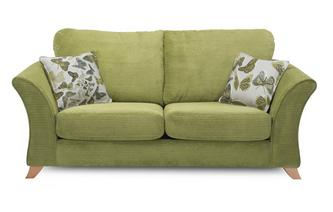 2 Seater Formal Back Sofa Escape