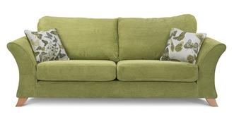 Escape 3 Seater Formal Back Sofa