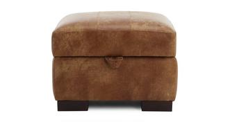 Estate Storage Footstool